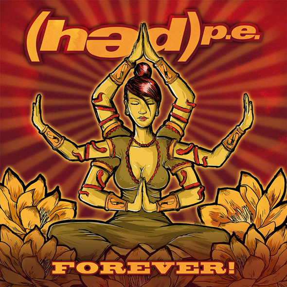 hed pe forever - (hed) p.e. - Forever! (Album Review)