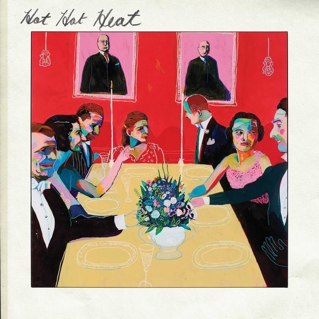 hot hot heat - Hot Hot Heat - Hot Hot Heat (Album Review)