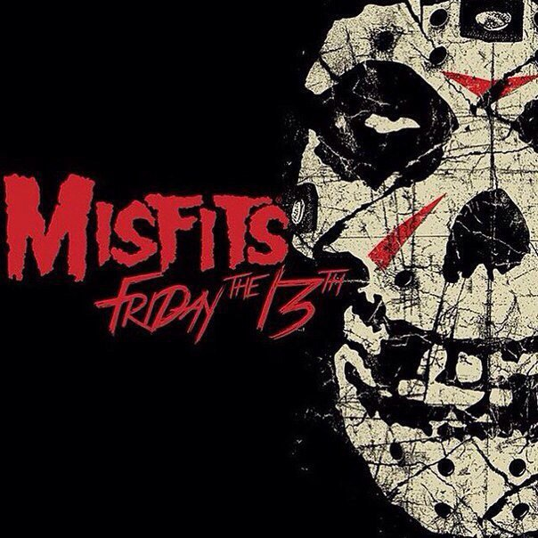 mistfits 13th - Misfits - Friday the 13th (Album Review)