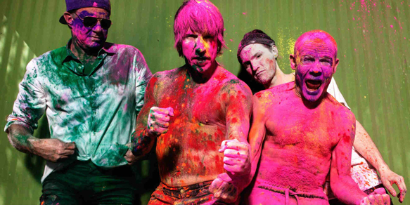 red hot chili peppers 2016 tour dates tickets info - Red Hot Chili Peppers - The Getaway (Album Review)