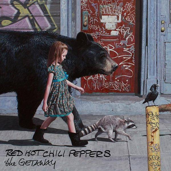 red hot chili peppers the getaway ltd - Red Hot Chili Peppers - The Getaway (Album Review)