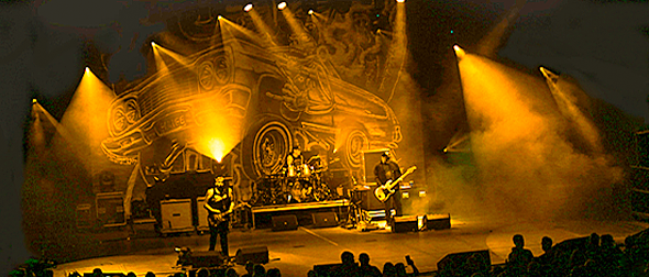sublime slide 4 - Sublime with Rome Bring Summer Fun To PNC Bank Arts Center Holmdel, NJ 7-8-16 w/ Dirty Heads, Tribal Seeds, & Bleeker