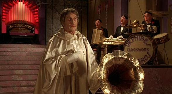 the abominable dr phibes 3 - The Abominable Dr. Phibes Still Hits The Right Notes After 45 Years