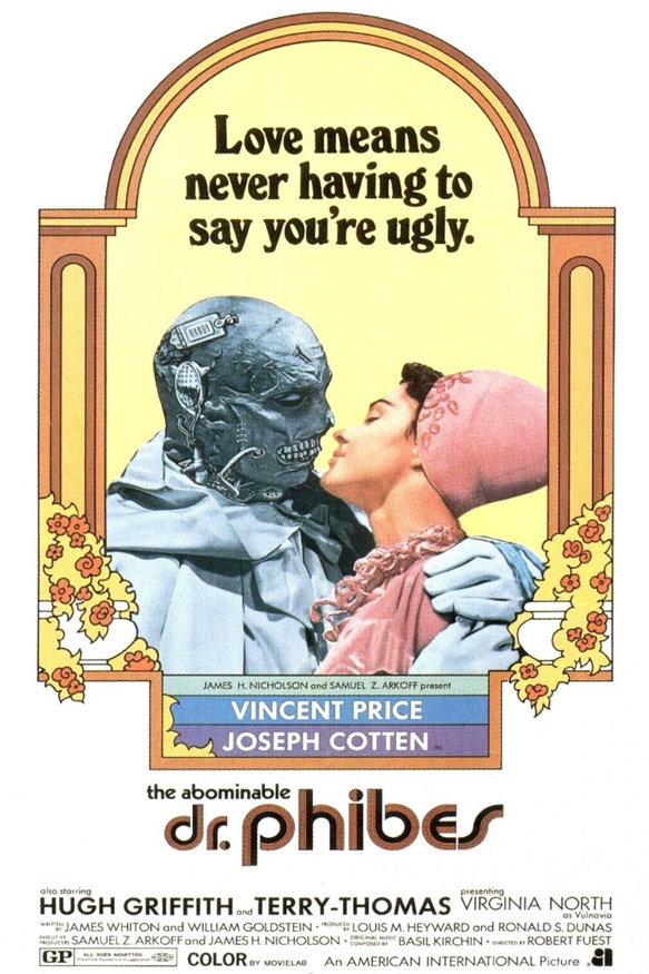 the abominable dr phibes.21365 - The Abominable Dr. Phibes Still Hits The Right Notes After 45 Years