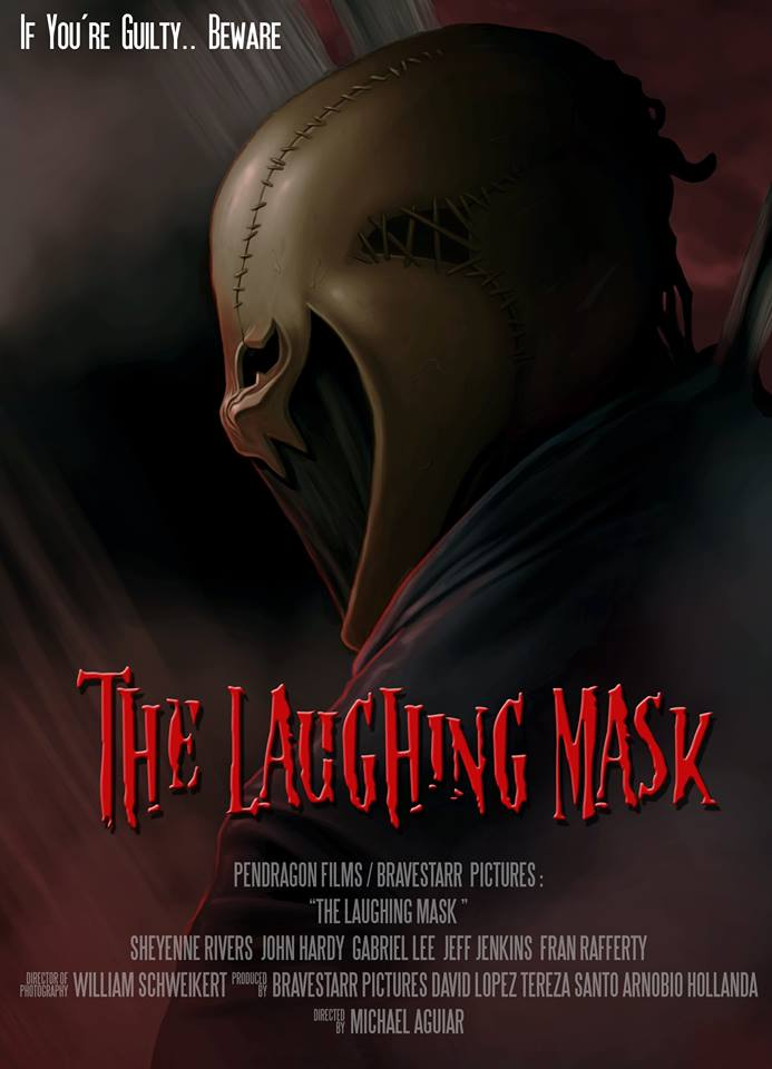 the laughing mask poster - The Laughing Mask (Movie Review)