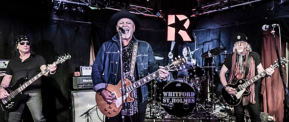 whitford slide 2016 - Whitford St. Holmes Return To Revolution Amityville, NY 6-24-16
