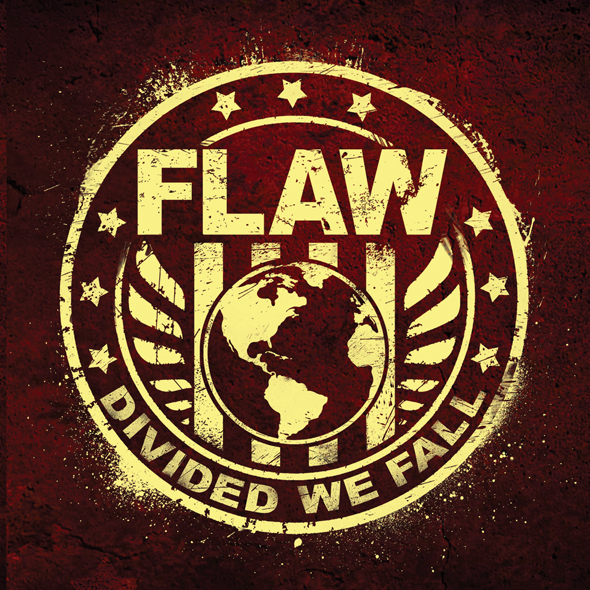 FLAW cover - Flaw - Divided We Fall (Album Review)