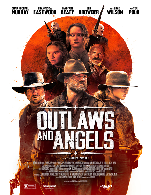 OUTLAWS AND ANGELS Theatrical Poster v3 - Outlaws and Angels (Movie Review)