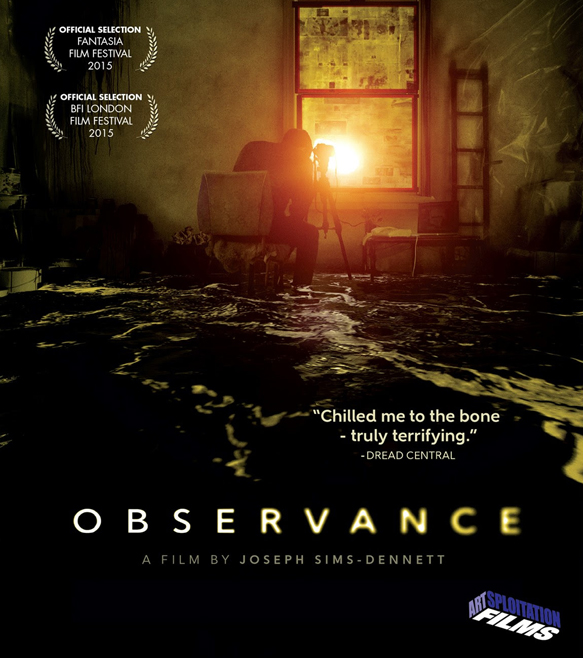 Observence poster - Observance (Movie Review)