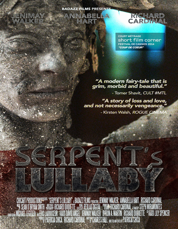 SERPENTS LULLABY POSTER - Serpent's Lullaby (Movie Review)