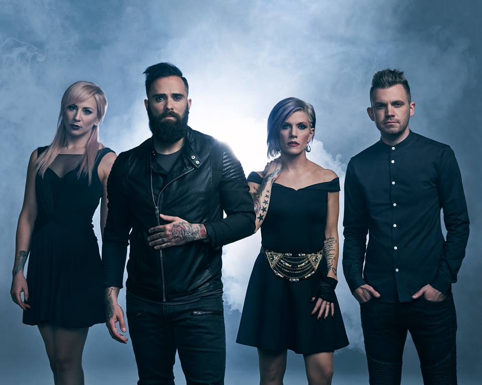 Skillet Promo - Skillet - Unleashed (Album Review)