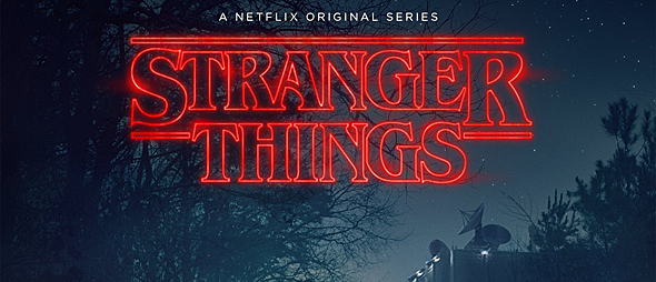 Stranger Things slide - Stranger Things (Season 1 Review)