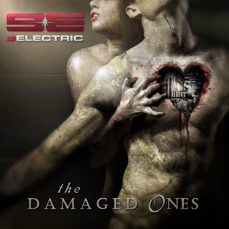 THE DAMAGED ONES   FINAL COVER - 9Electric - The Damaged Ones (Album Review)