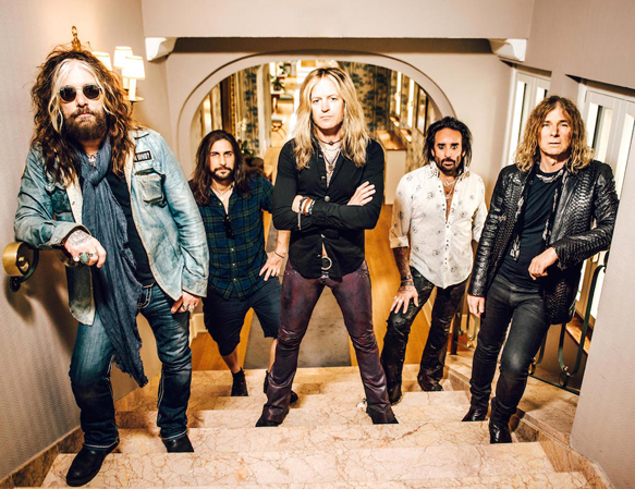 The Dead Daisies 2016 Groupshot LoRes - The Dead Daisies - Make Some Noise (Album Review)