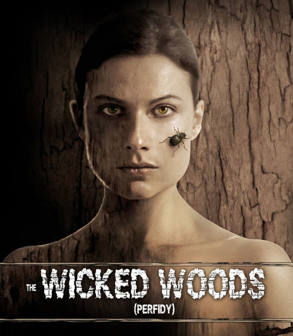 The Wicked Woods poster - The Wicked Woods (Movie Review)