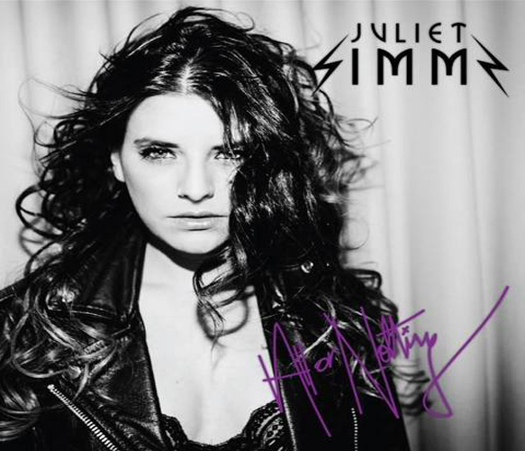 all or nothing - Interview - Juliet Simms