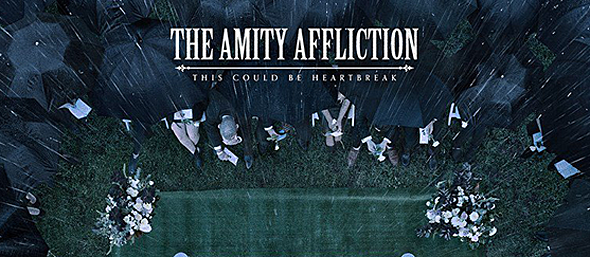 amity album slide - The Amity Affliction - This Could Be Heartbreak (Album Review)