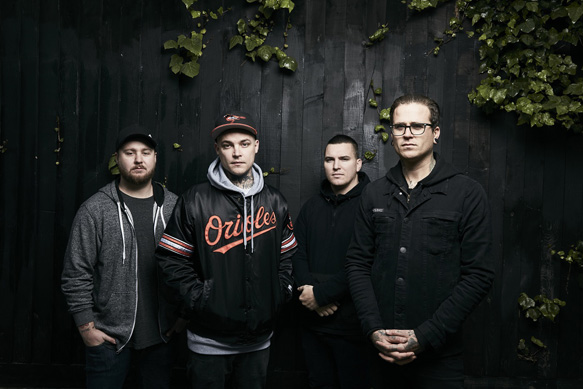 amity slide - The Amity Affliction - This Could Be Heartbreak (Album Review)