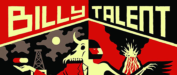 billy talent slide - Billy Talent - Afraid of Heights (Album Review)