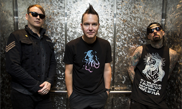 blink april2016head 1 - Blink-182 - California (Album Review)