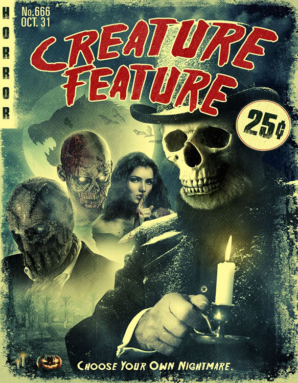 creature feature large 800 - Creature Feature (Movie Review)