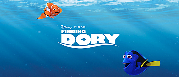 finding dory slide - Finding Dory (Movie Review)