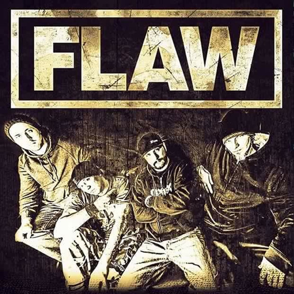 flaw pic2 - Flaw - Divided We Fall (Album Review)