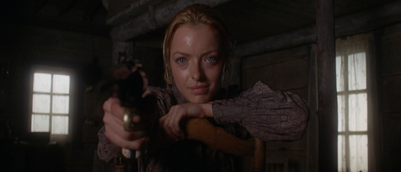 florence end gun - Outlaws and Angels (Movie Review)