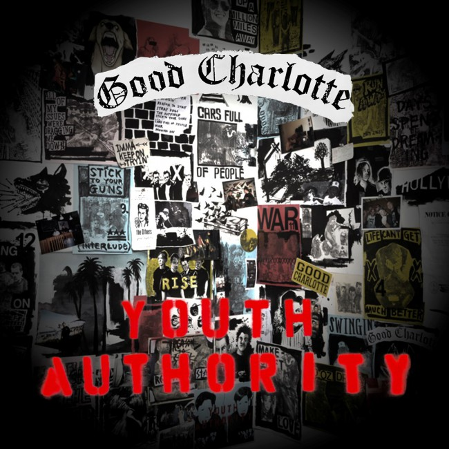 good charllote album - Good Charlotte - Youth Authority (Album Review)