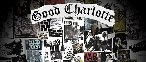 good charlotte slide - Good Charlotte - Youth Authority (Album Review)
