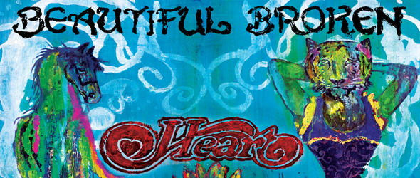 heart beautiful slide - Heart - Beautiful Broken (Album Review)