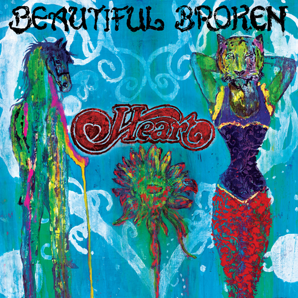 heart beautiful - Heart - Beautiful Broken (Album Review)