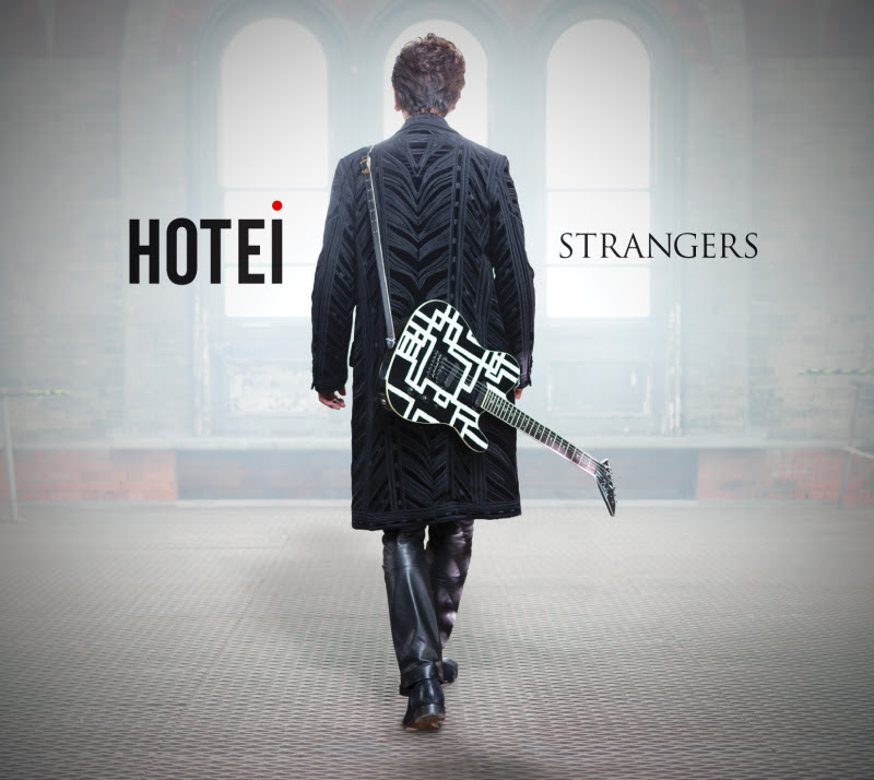 hotei album cover - Hotei - Strangers (Album Review)