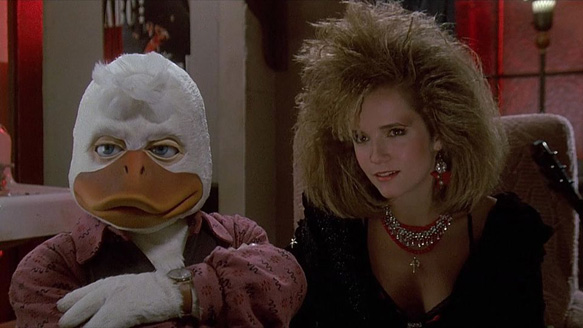 howard the dick 2 - Howard the Duck - As Entertaining As Ever Thirty Years Later