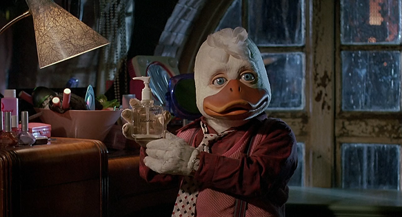 howard the duck 1 - Howard the Duck - As Entertaining As Ever Thirty Years Later