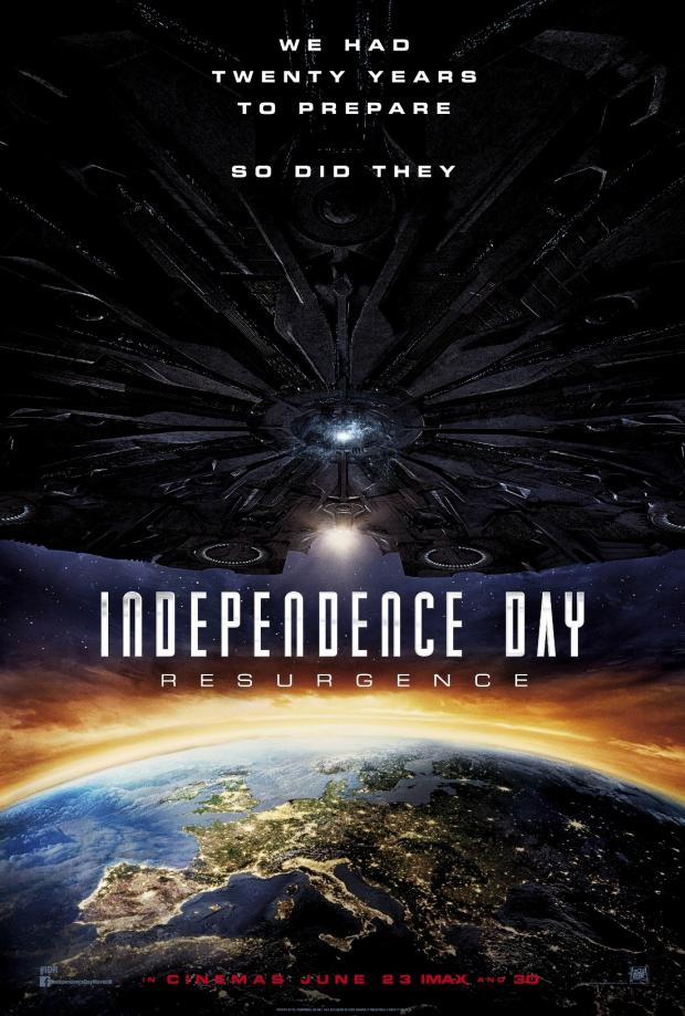 independence day resurgence - Independence Day: Resurgence (Movie Review)