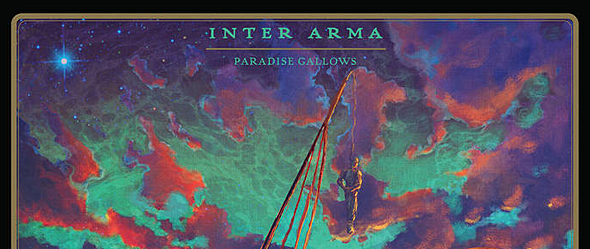 inter arm slide - Inter Arma - Paradise Gallows (Album Review)