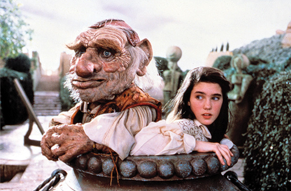 labyrinth movie still 2 - Finding The Center Of Labyrinth 30 Years Later