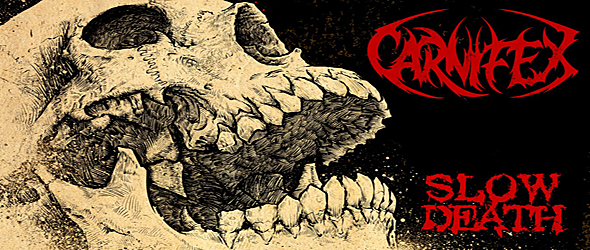 slow death slide - Carnifex - Slow Death (Album Review)