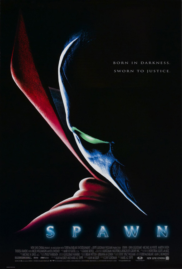 spawn poster - This Week in Horror Movie History - Spawn (1997)