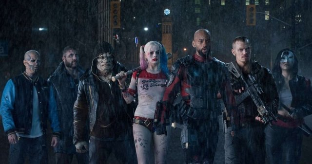 suicide 3 - Suicide Squad (Movie Review)