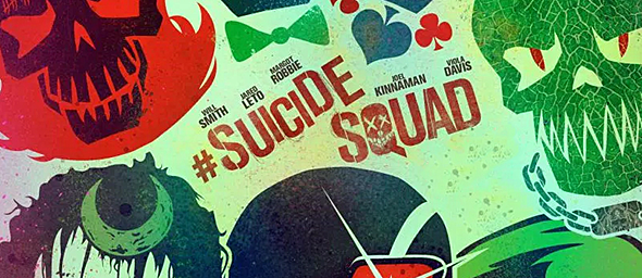 suicide squad slide - Suicide Squad (Movie Review)