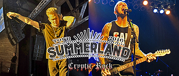 summerland 2016 edited slide - Summerland Tour Makes Epic Returns To The Paramount Huntington, NY 7-22-16