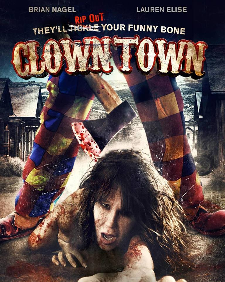 CLOWNTOWN final dvd art - Interview - Katie Keene