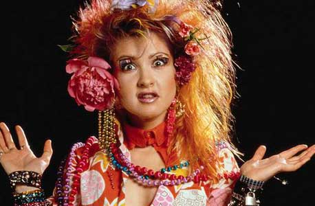 Cyndi Lauper - Cyndi Lauper - Showing Her True Colors
