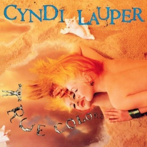 Cyndi Lauper   True Colors - Cyndi Lauper - Showing Her True Colors