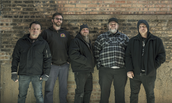 NEUROSIS 3941 by John Sturdy - Neurosis - Fires Within Fires (Album Review)