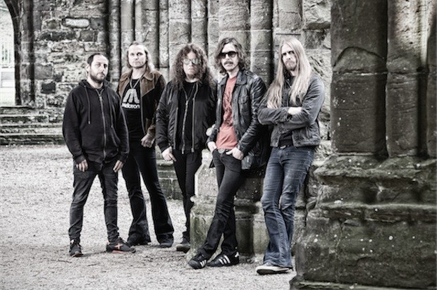 Opeth compressed - Opeth - Sorceress (Album Review)