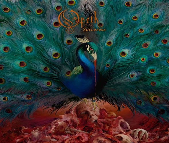 Opeth Sorceress PromoCover revised - Opeth - Sorceress (Album Review)
