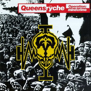 Queensryche   Operation Mindcrime cover - Interview - Geoff Tate